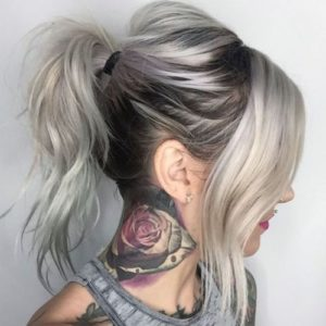 Perfect Ponytail for Fine Hair
