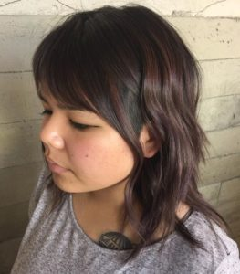 Layered Cut for Fine Hair
