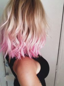 Candyfloss Pink Highlights