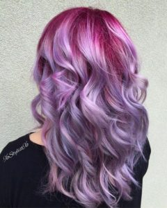 Fuchsia Roots and Pastel Lengths
