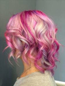 Multi-Tonal Pink Highlights
