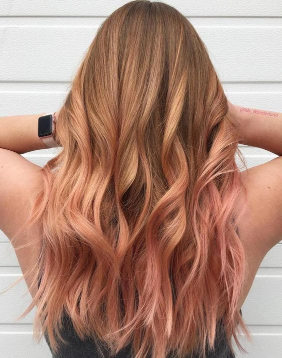 35 Of The Best Pink Highlight Hairstyle Ideas To Slay