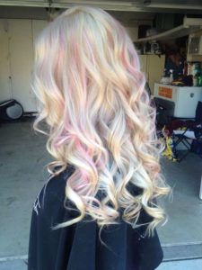 Unicorn Pink Hair