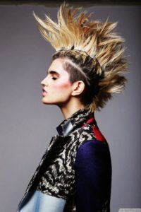 The Perfect Faux Hawk