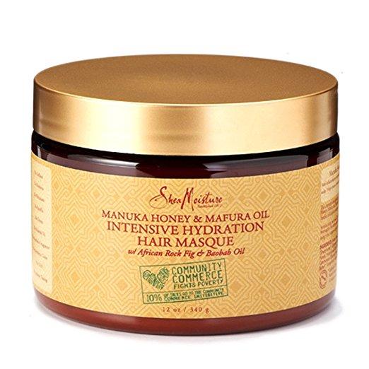 Shea moisture manuka oil masque