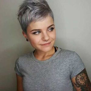 Super Short Pixie Crop