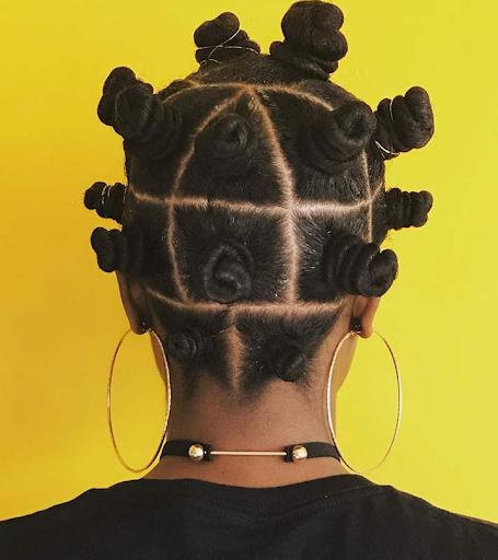 bantu 4c hair