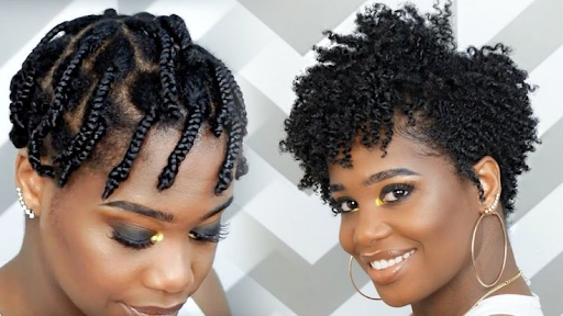 4c Hairstyles Braids: 4C Hair: All You Need To Know About 4c Hair Type & Styling