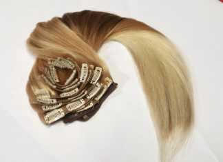 Clip In Hair Extensions for Short Hair
