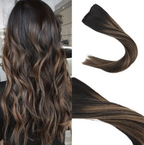 Blend Hair extensions colors
