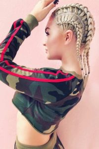 Boxer Braids for Short Hair