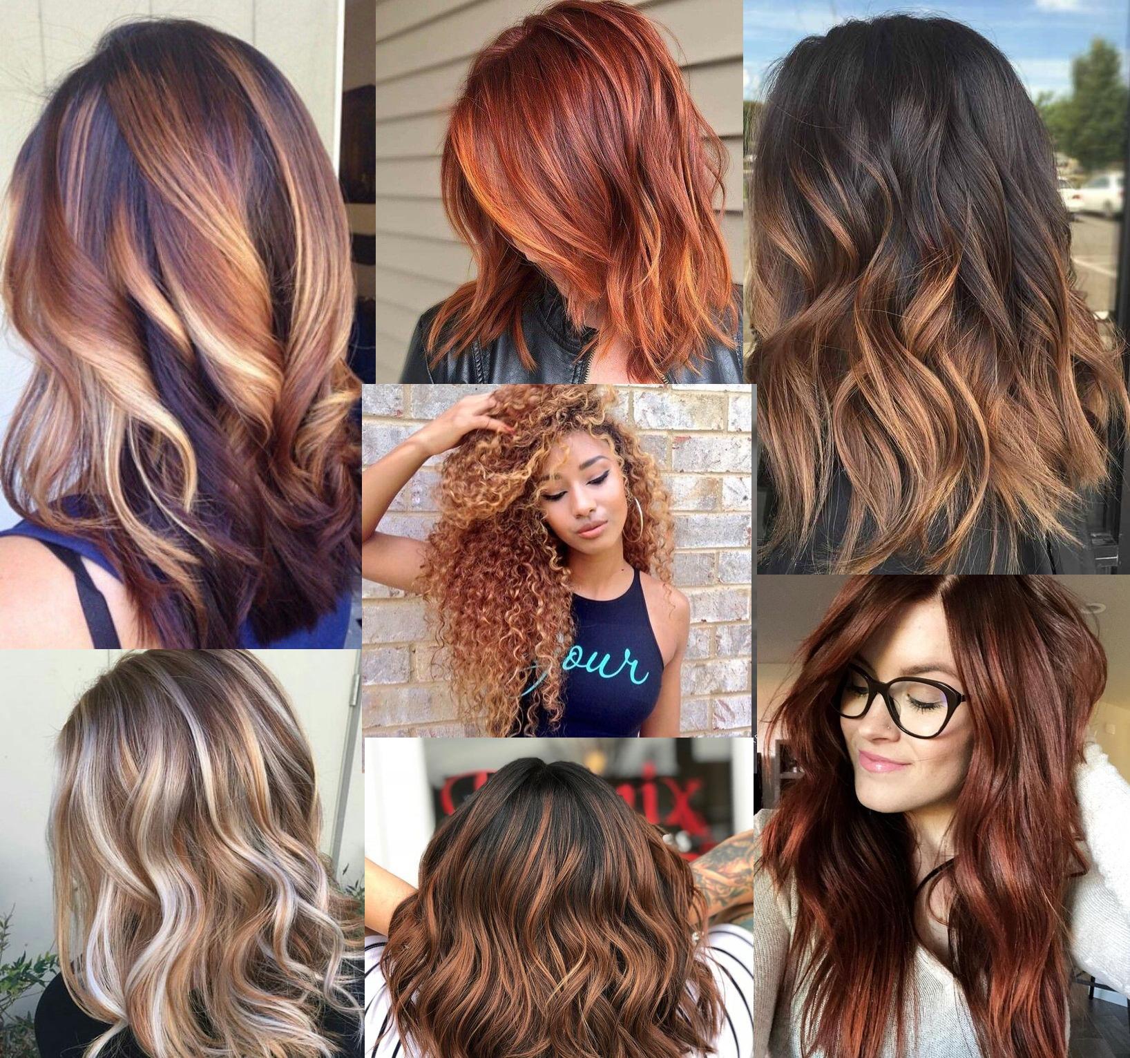 Cinnamon Hair Color Trend 30 Of The Best Cinnamon Hairstyles