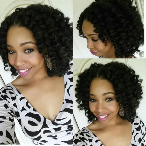 Crochet Faux Locs Updo Hairstyles: How To Do Crochet Braids Tutorial And Tips