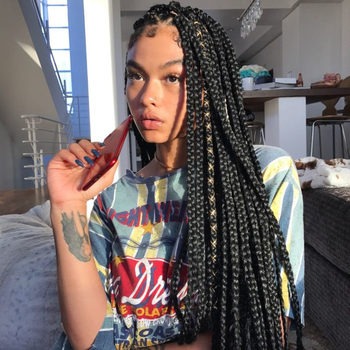 How To Box Braids Tutorial And Styles