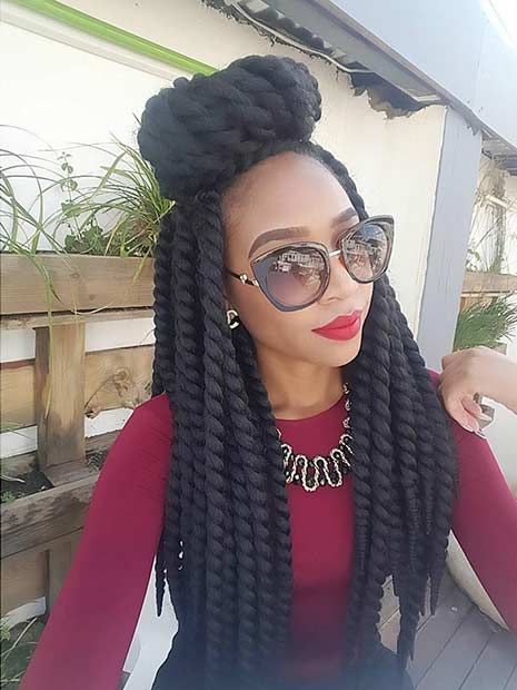 How To Do Crochet Braids Tutorial And Tips