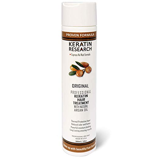 Keratin Research Keratin treament Original