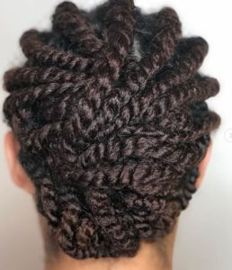 Pinned Twists do