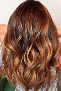 Auburn Tortoiseshell and Long Waves