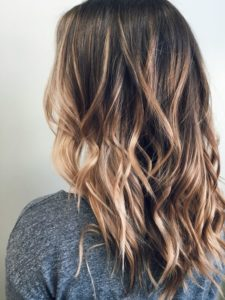Cooler Toned Highlights