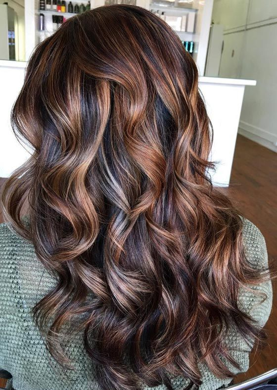 Tortoiseshell Hair Color Ideas And Looks