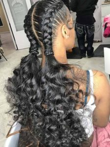 35 Stunning Feed in Braids Hairstyles To Try This Year!