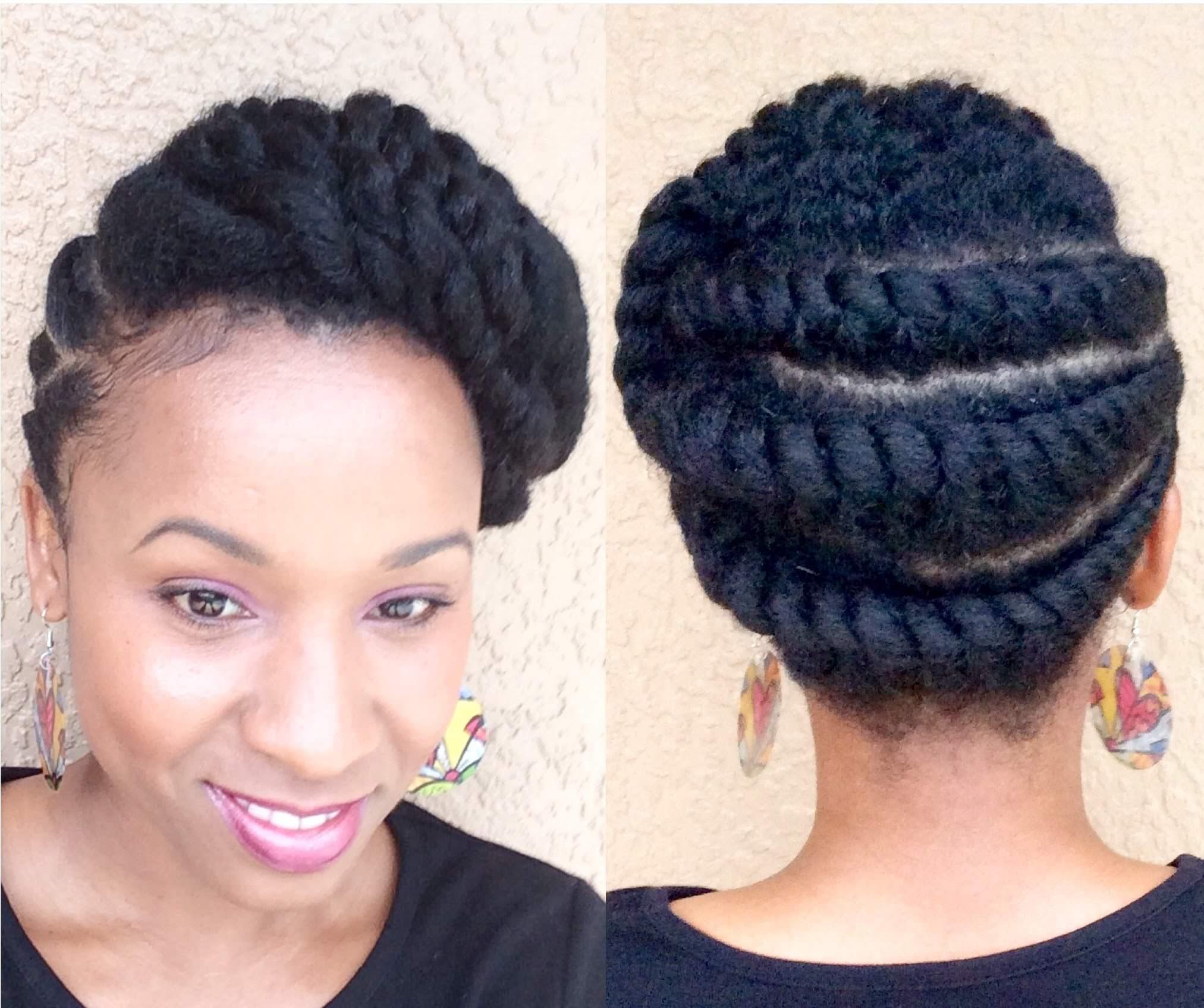 Natural Hair Updos Hair Updos For Natural Black Hair