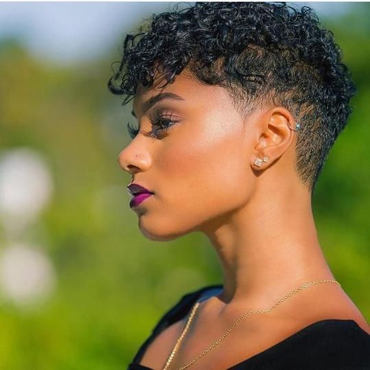 Fabulous Twa Hairstyles Inspiration For Short Natural Hair