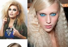 The Best Crimped Hairstyles