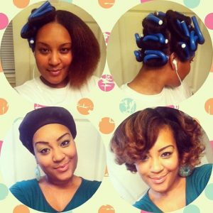 Flexi rod blowout