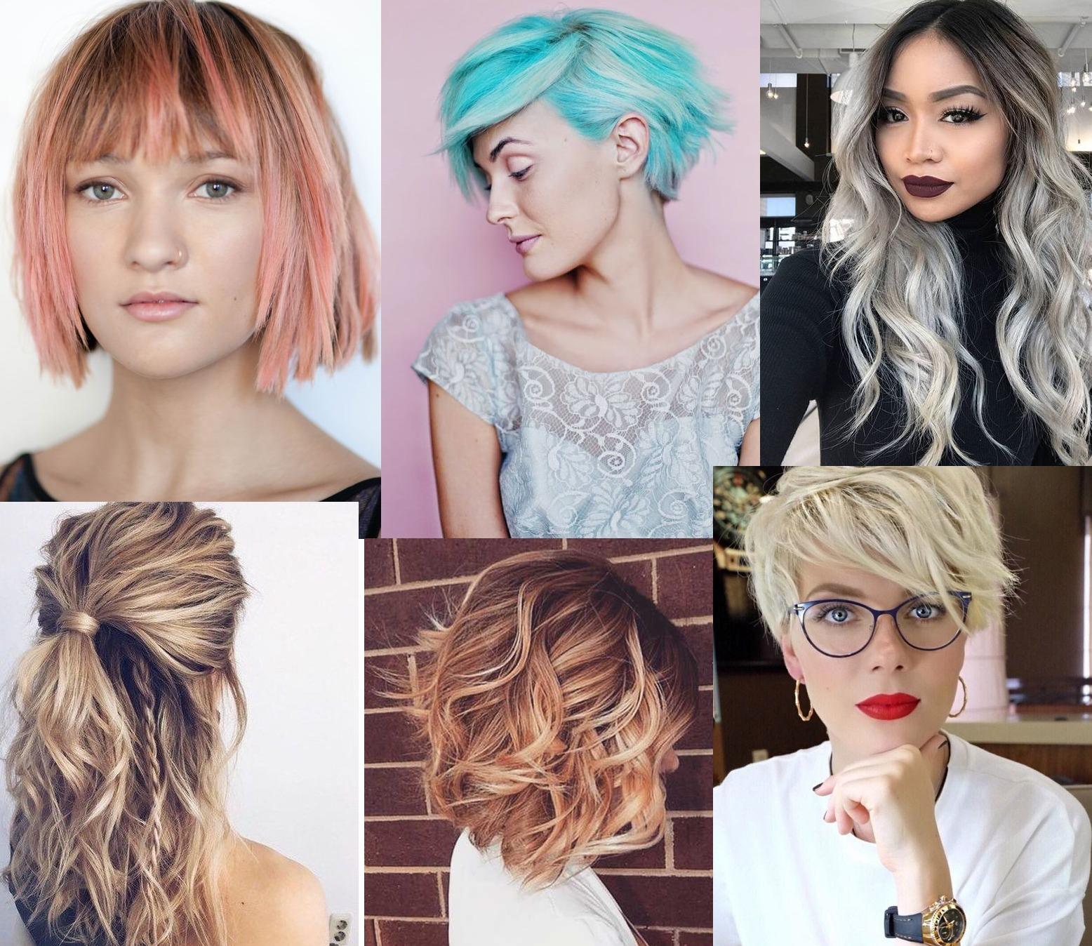 Piecey Hair Inspiration The Best Piecey Hairstlyles