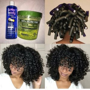 super curls flexi rods