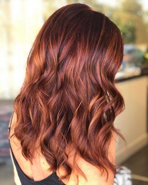 Stunning Caramel Highlights Looks And Ideas