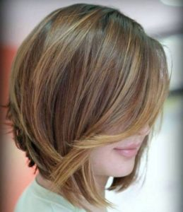 Golden Brown with Caramel Tips