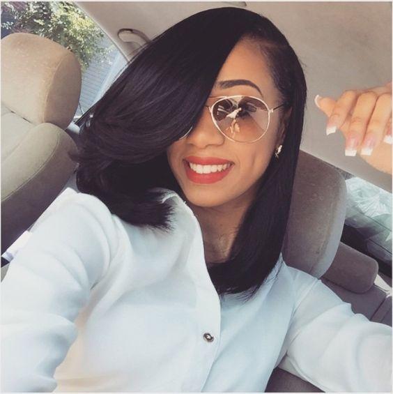 25 Stunning Bob Hairstyles For Black Women