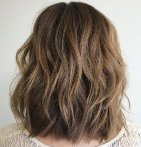 layers medium bob