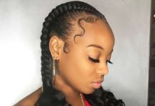 Braid Hairstyles With Weave