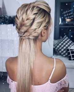 Gorgeous Rope and French Braids