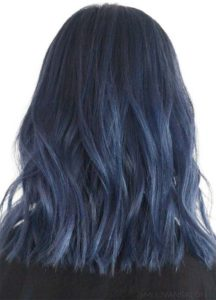 Indigo Denim Lob