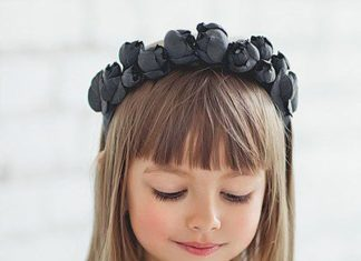 Little Girl Haircuts with Bangs