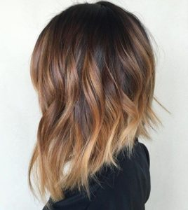 Wavy Inverted Lob with Layers