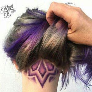 Colourful Geometric Design