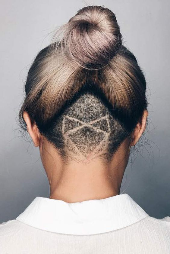 30 of the Best Nape Undercut Hairstyles