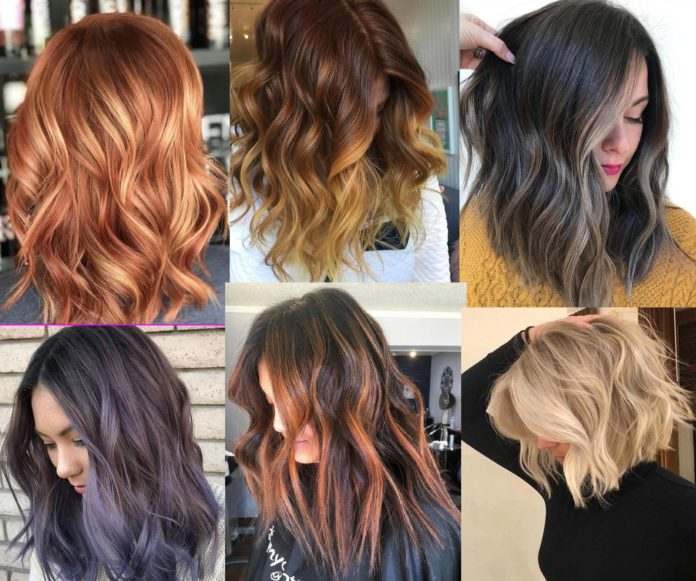 Best Partial Highlights Looks