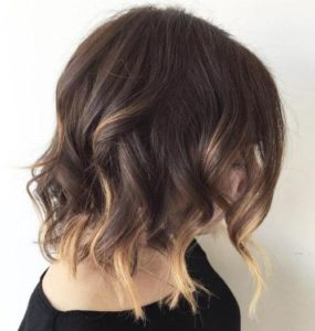 Honey Blonde Partial Balayage