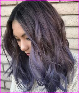 Partial Indigo Highlights