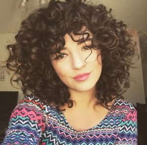 Wild Bouncy Curls for Summer 2019