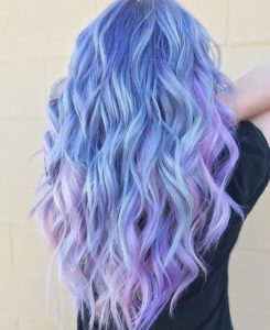 curly pastel