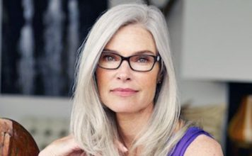 women over 50 with glasses