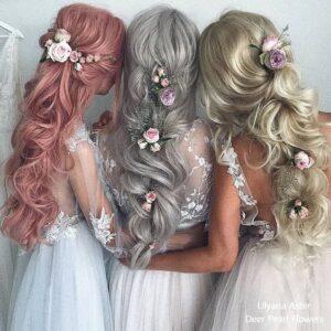 Hair color squad goals