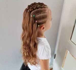 Multiple Mini Braids
